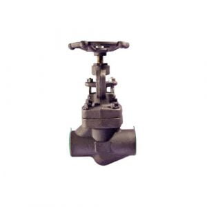 Forged Steel Globe Valve Class 800#